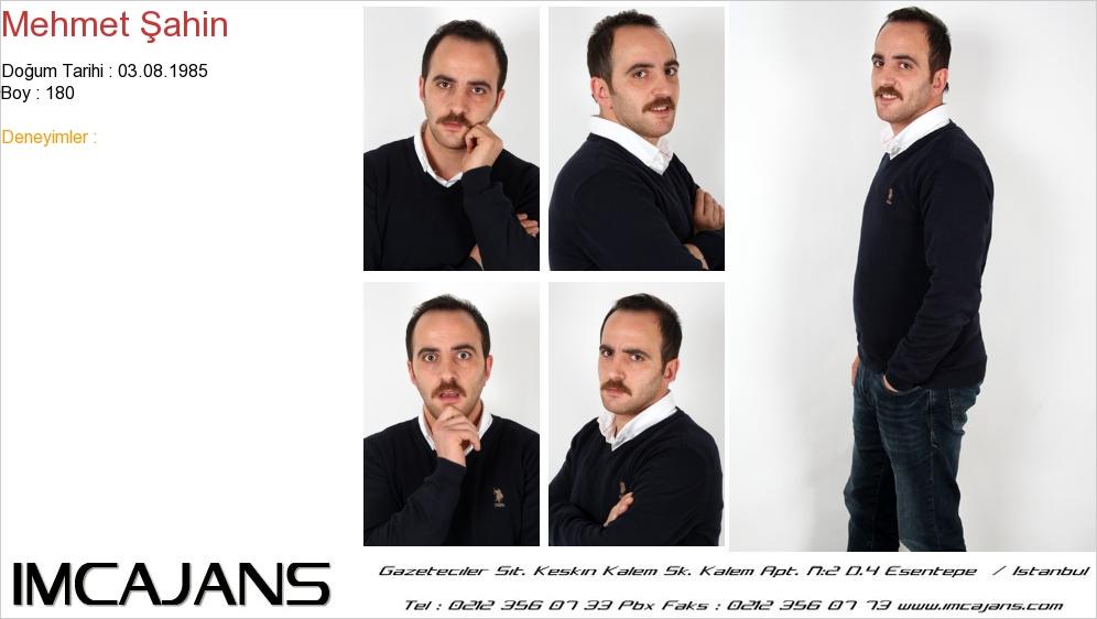Mehmet �ahin - IMC AJANS