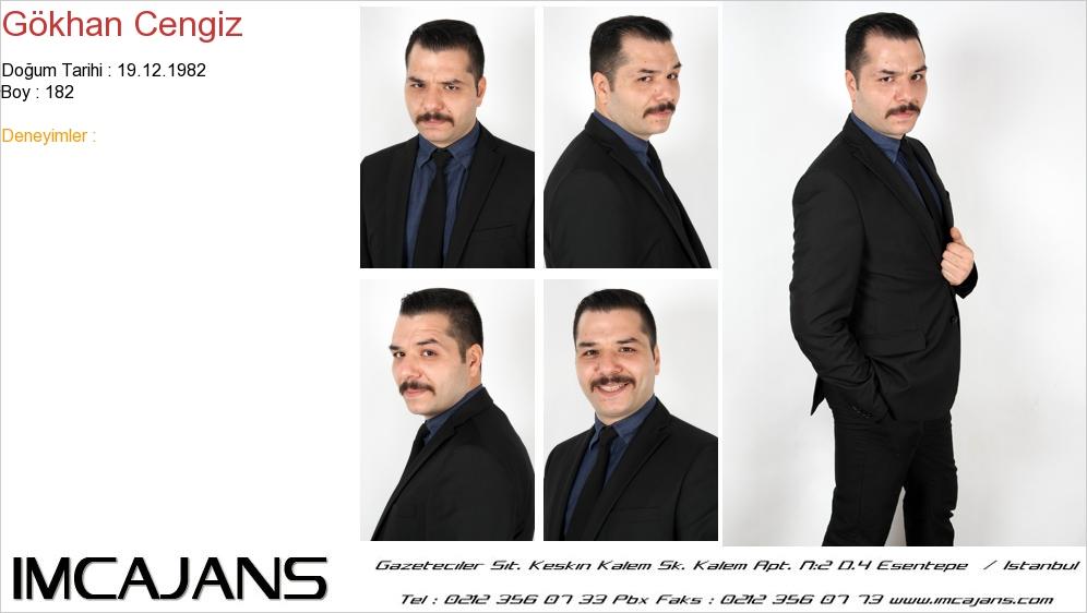 G�khan Cengiz - IMC AJANS