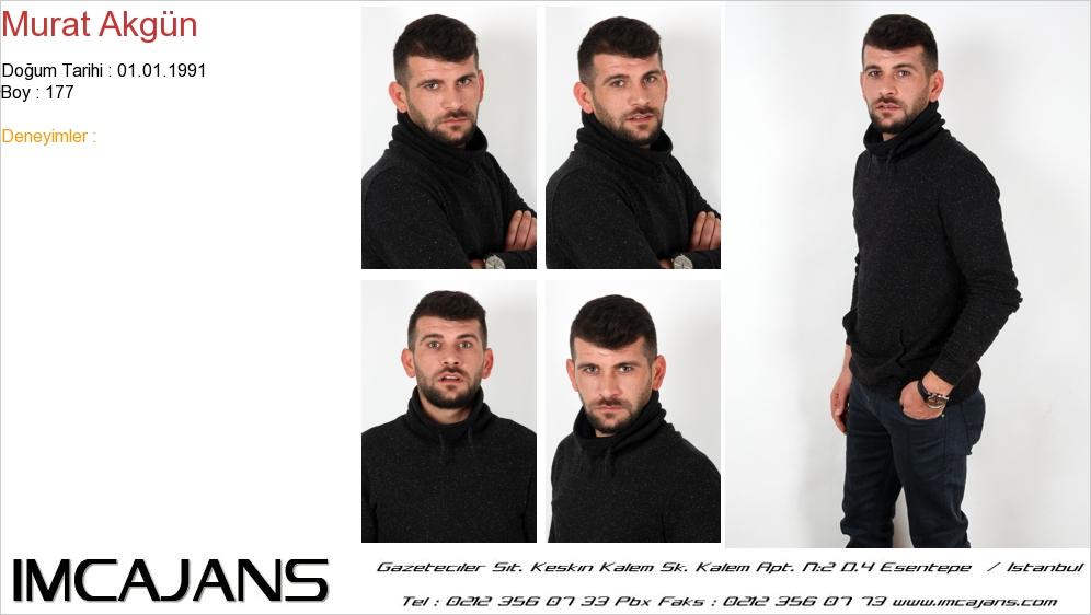 Murat Akg�n - IMC AJANS