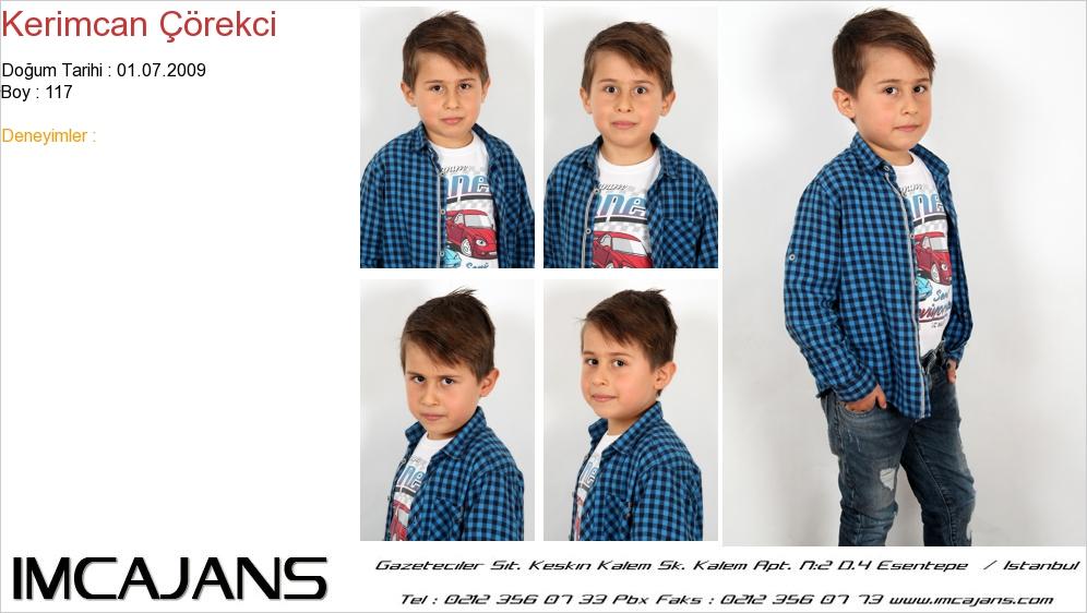 Kerimcan ��rekci - IMC AJANS