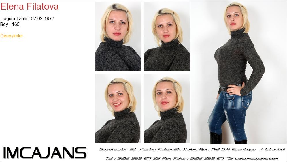 Elena Filatova - IMC AJANS