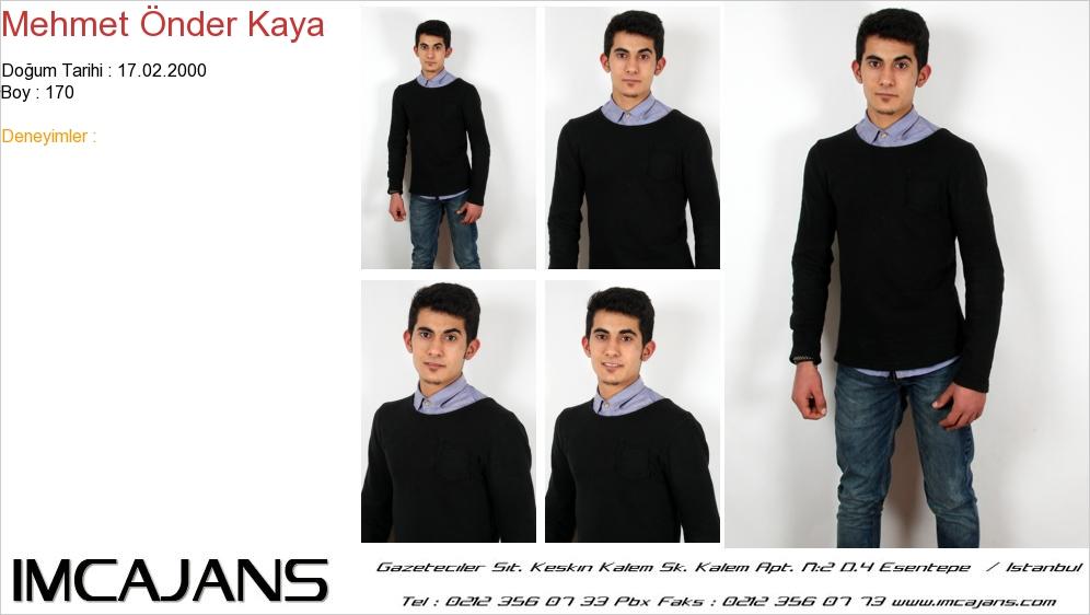 Mehmet Önder Kaya - IMC AJANS