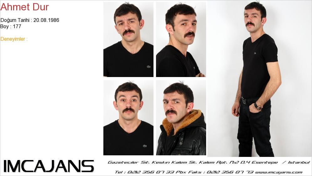 Ahmet Dur - IMC AJANS