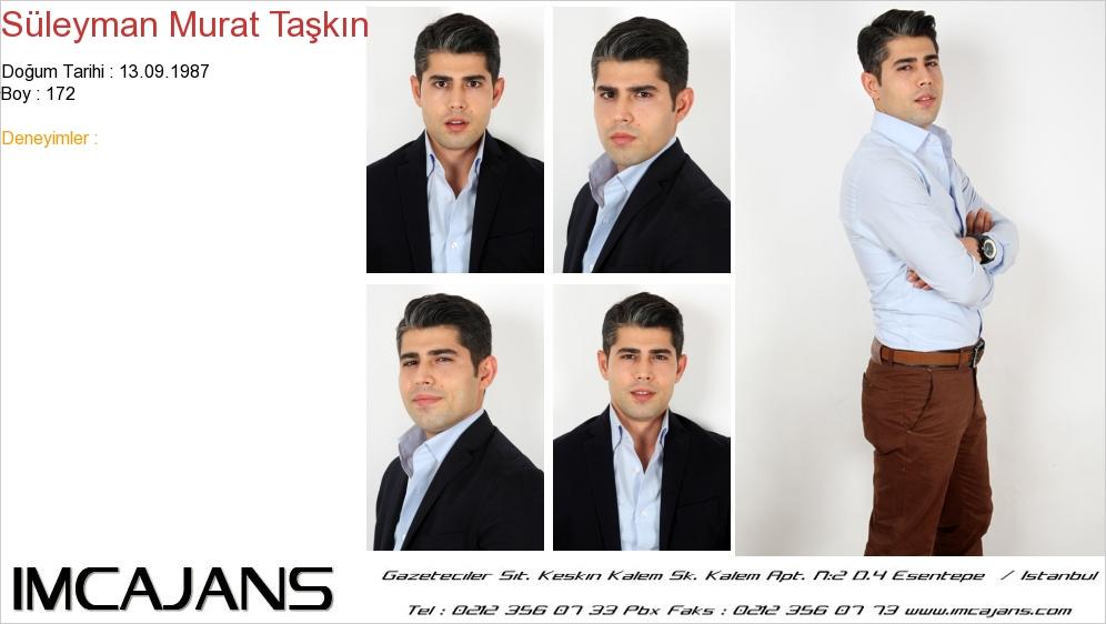 S�leyman Murat Ta�k�n - IMC AJANS