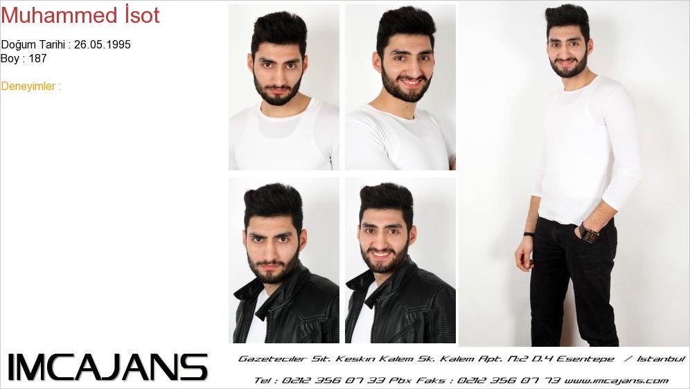 Muhammed Ýsot - IMC AJANS