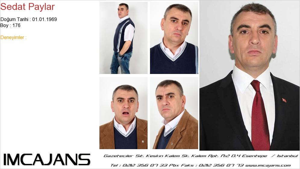 Sedat Paylar - IMC AJANS