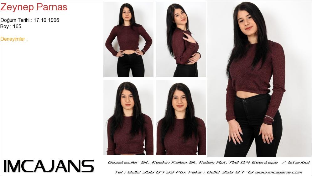 Zeynep Parnas - IMC AJANS