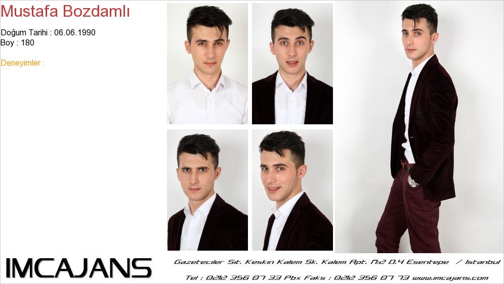 Mustafa Bozdaml� - IMC AJANS