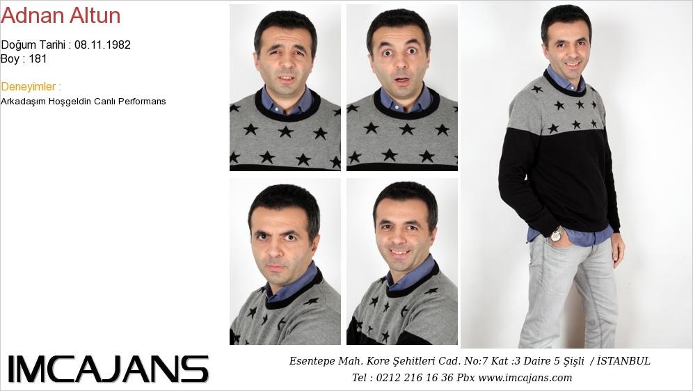 Adnan Altun - IMC AJANS