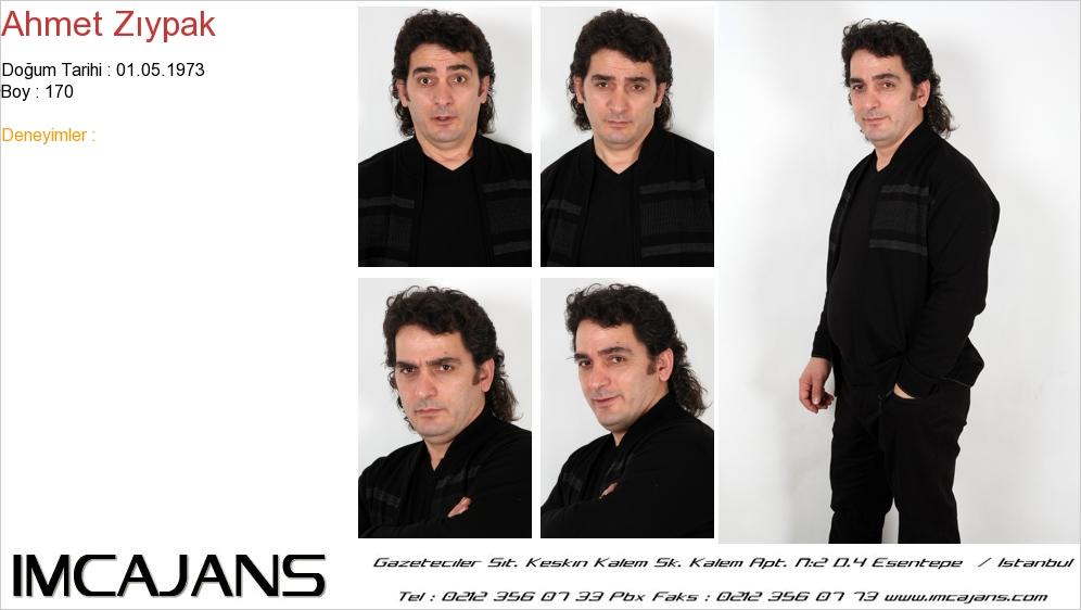 Ahmet Z�ypak - IMC AJANS