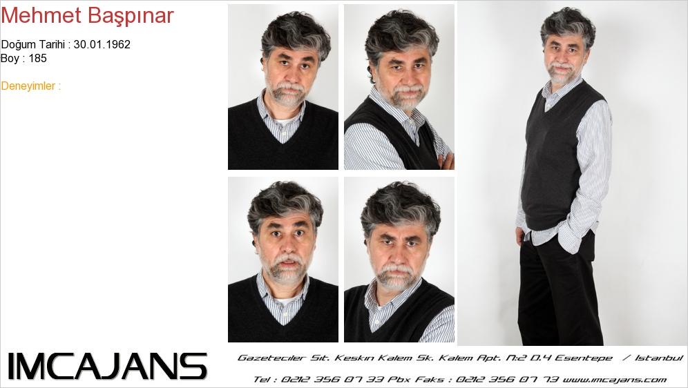 Mehmet Baþpýnar - IMC AJANS