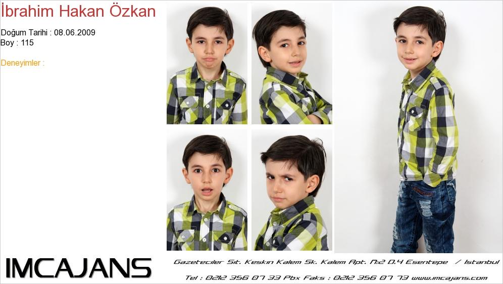 Ýbrahim Hakan Özkan - IMC AJANS