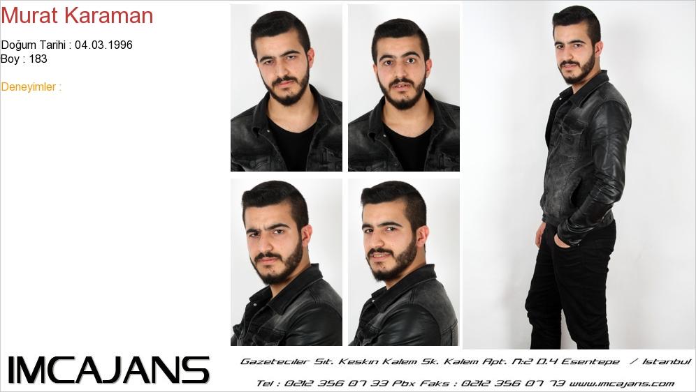 Murat Karaman - IMC AJANS