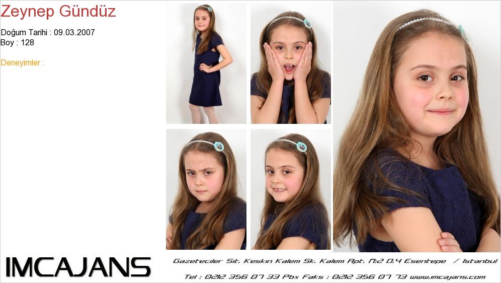 Zeynep G�nd�z - IMC AJANS