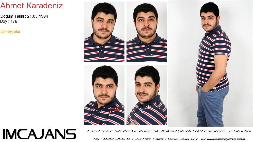 Ahmet Karadeniz - IMC AJANS