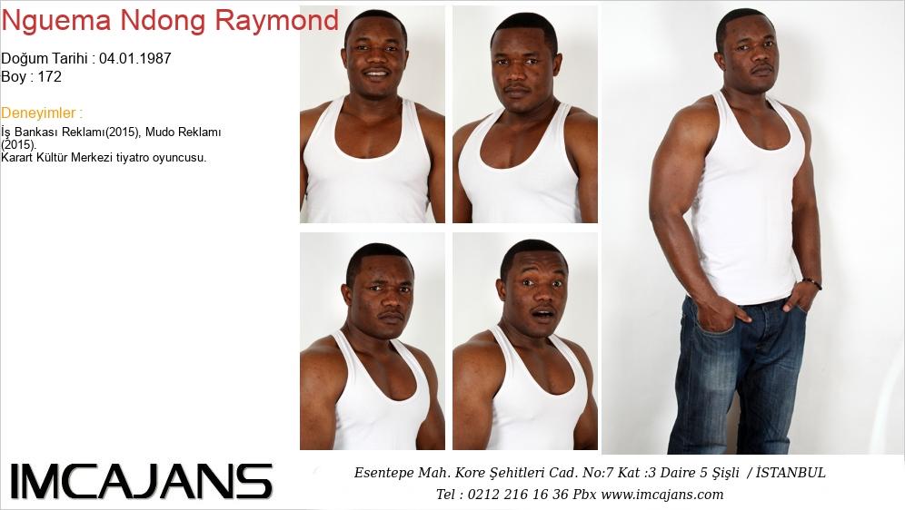 Nguema Ndong Raymond - IMC AJANS