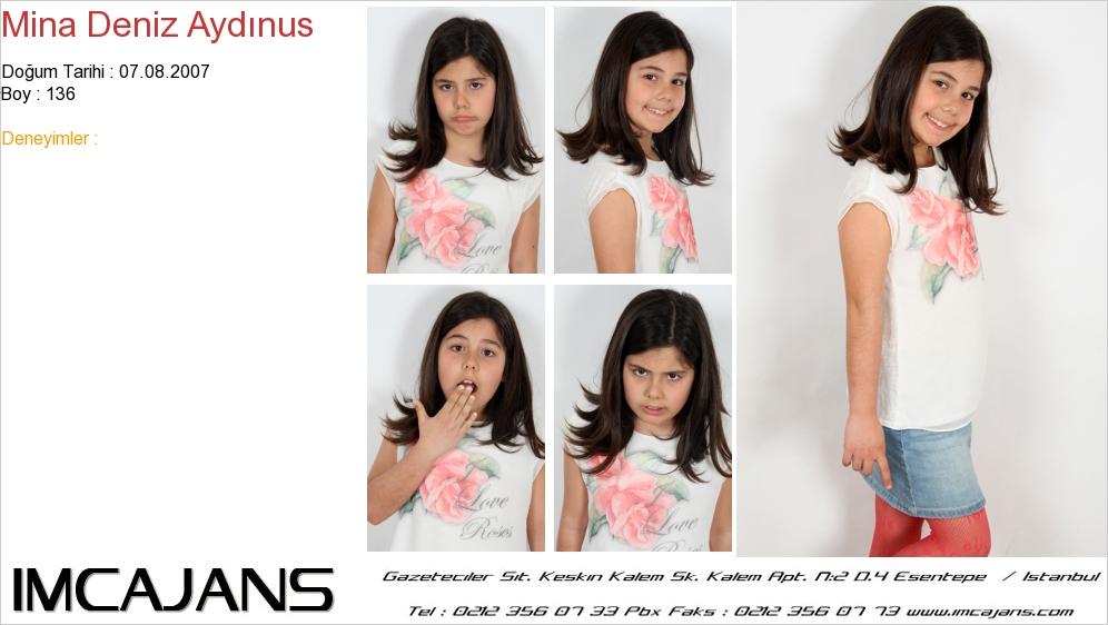 Mina Deniz Aydýnus - IMC AJANS