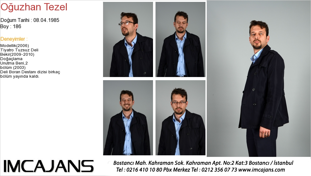 O�uzhan Tezel - IMC AJANS