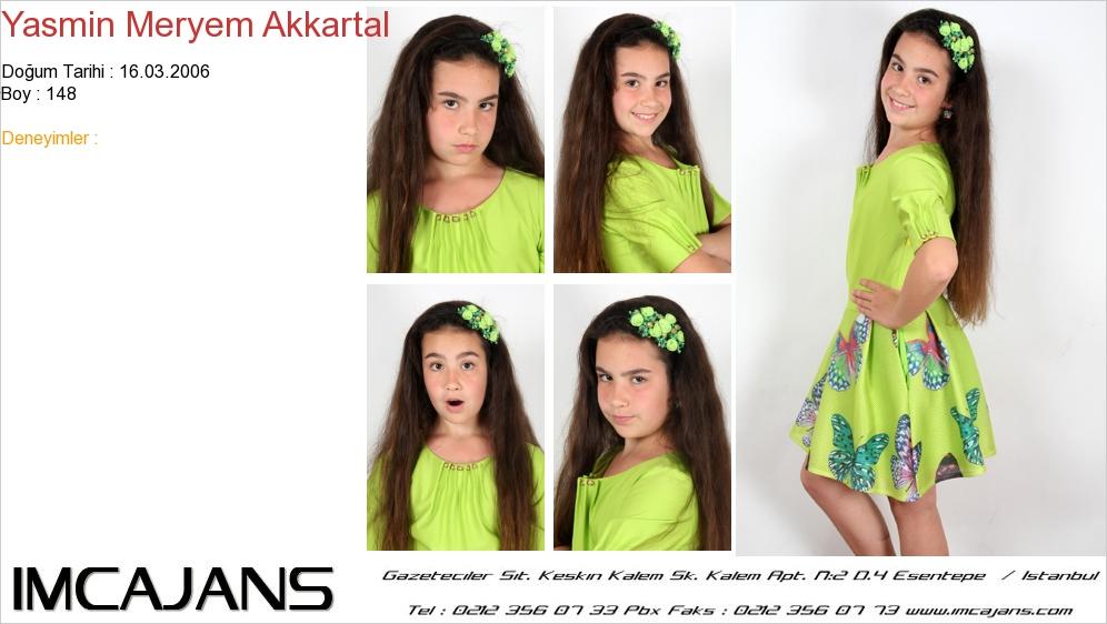 Yasmin Meryem Akkartal - IMC AJANS
