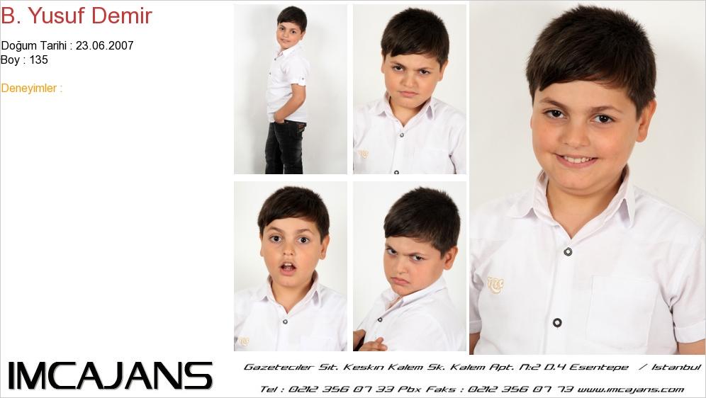 Yusuf Demir - IMC AJANS