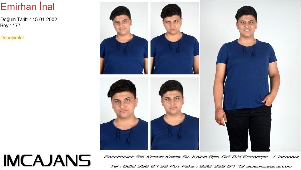 Emirhan Ýnal - IMC AJANS