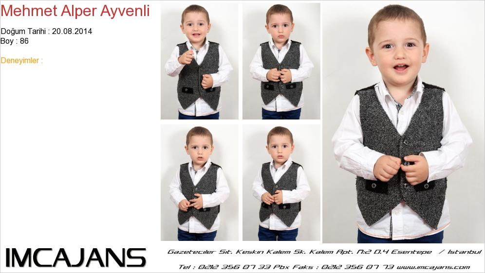 Mehmet Alper Ayvenli - IMC AJANS