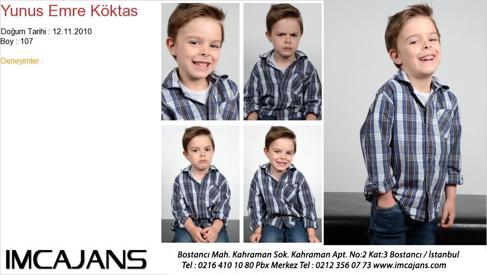 Yunus Emre Köktaþ - IMC AJANS