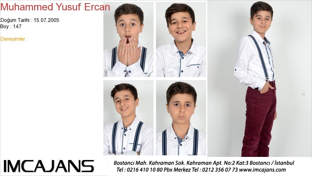 Muhammed Yusuf Ercan - IMC AJANS