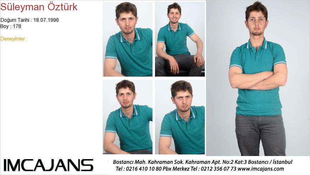 Süleyman Öztürk - IMC AJANS