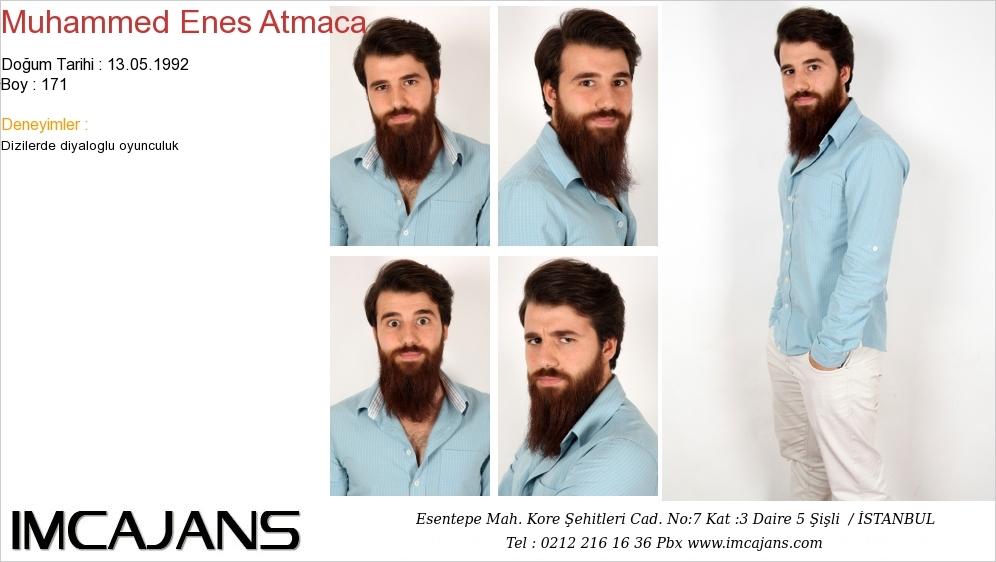 Muhammed Enes Atmaca - IMC AJANS