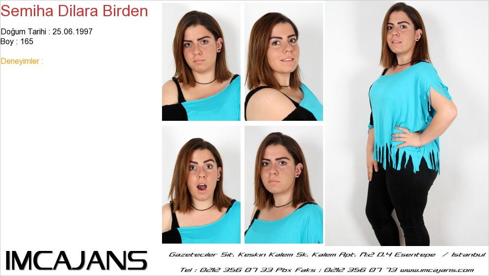 Semiha Dilara Birden - IMC AJANS