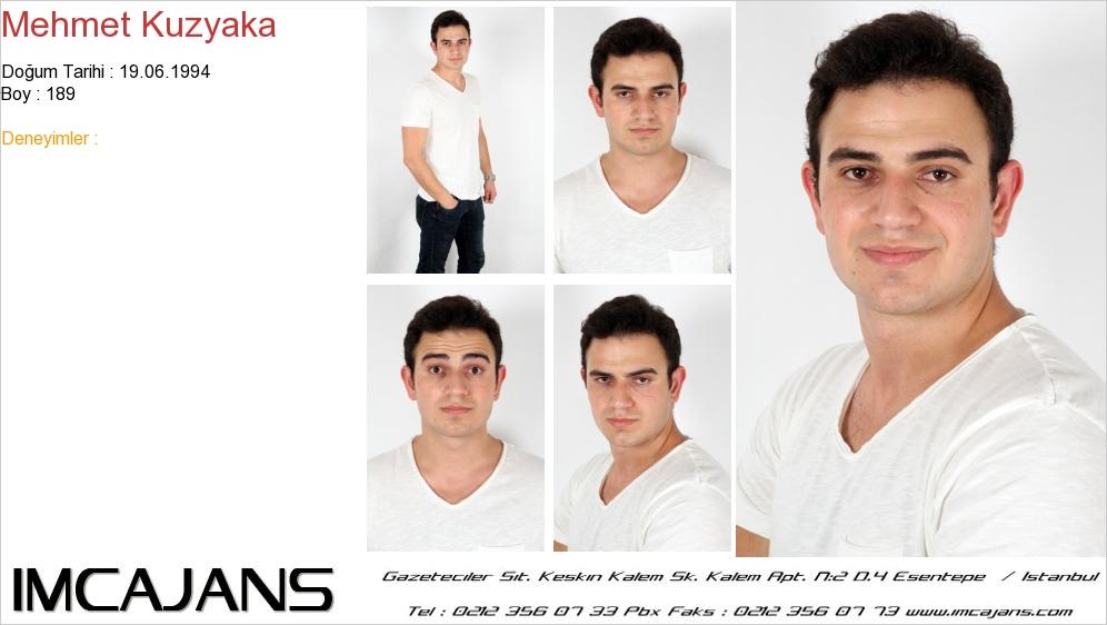 Mehmet Kuzyaka - IMC AJANS
