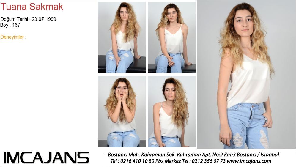 Tuana Sakmak - IMC AJANS