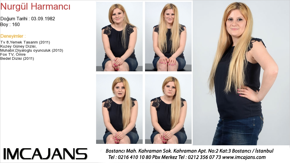 Nurgül Harmancý - IMC AJANS