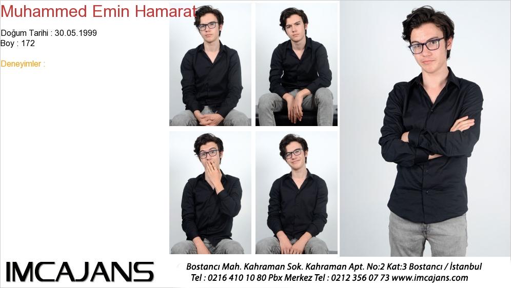 Muhammed Emin Hamarat - IMC AJANS