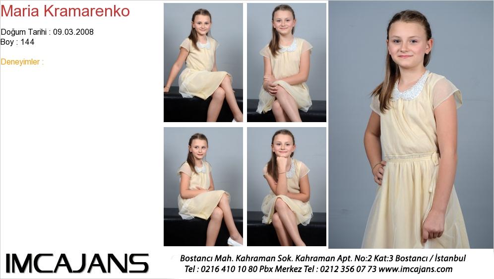 Maria Kramarenko - IMC AJANS