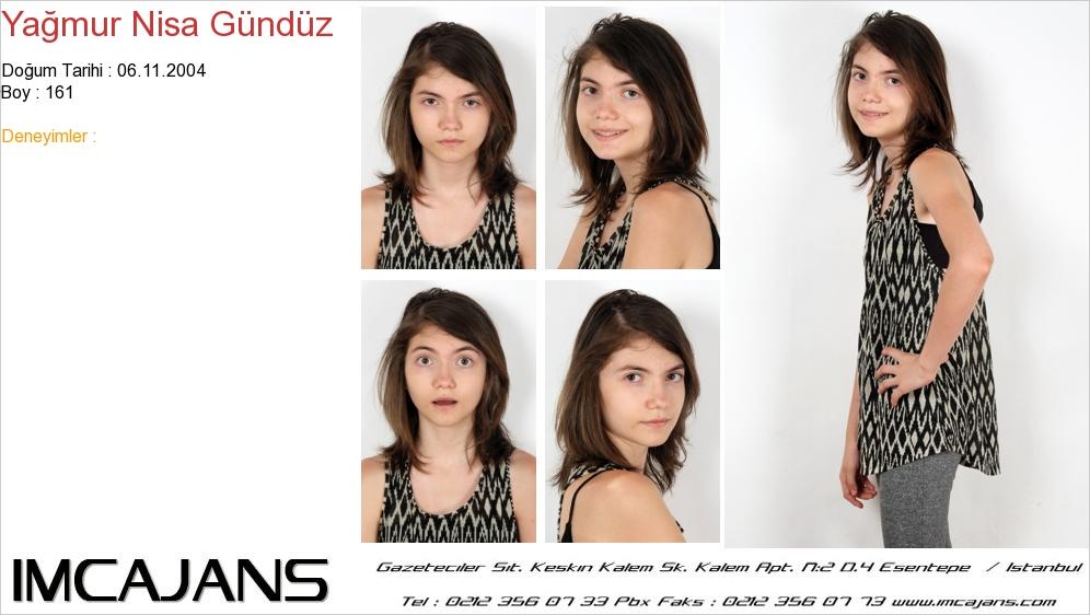 Ya�mur Nisa G�nd�z - IMC AJANS