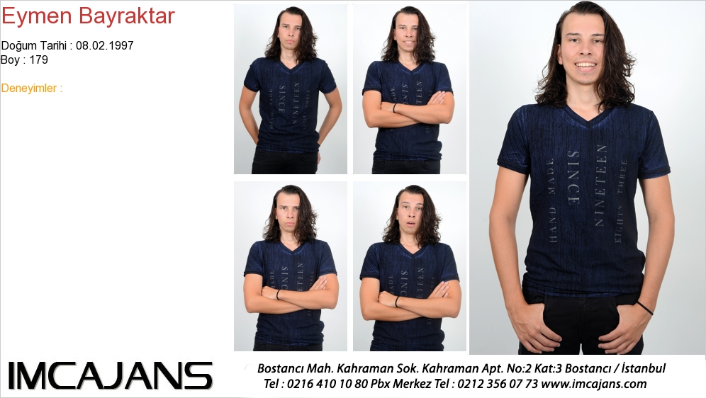 Eymen Bayraktar - IMC AJANS