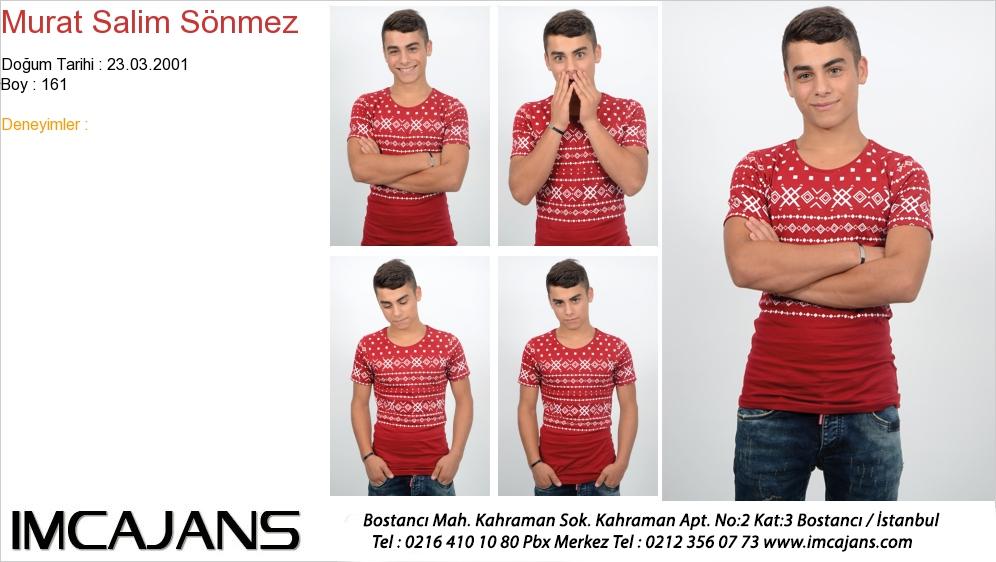 Murat Salim Sönmez - IMC AJANS