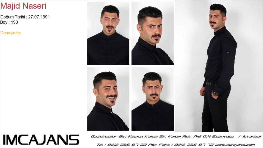 Majid Naseri - IMC AJANS