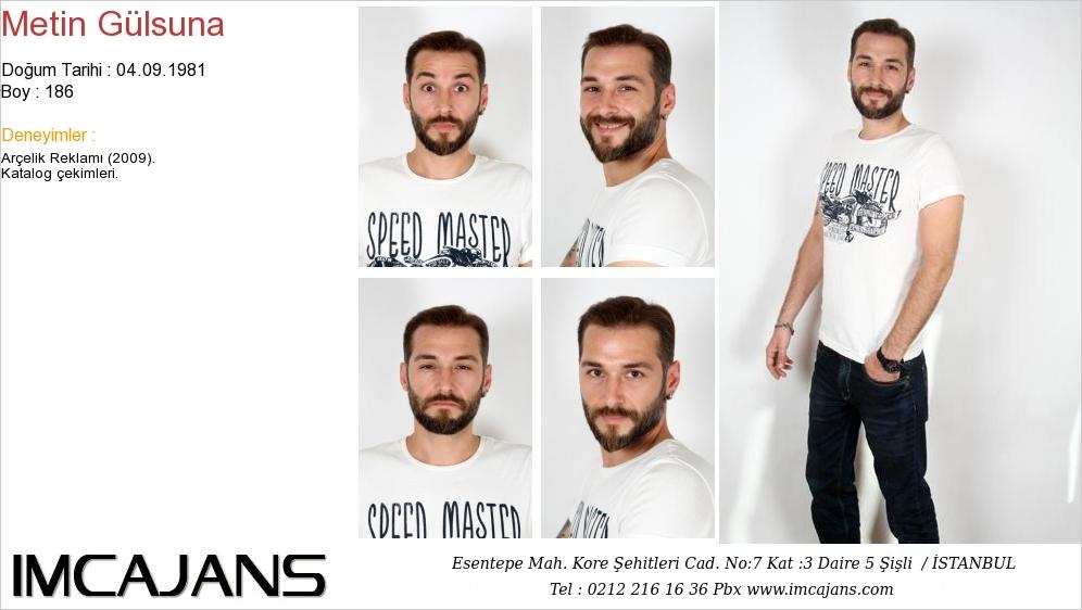 Metin G�lsuna - IMC AJANS