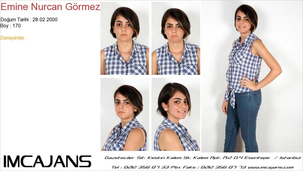 Emine Nurcan Görmez - IMC AJANS
