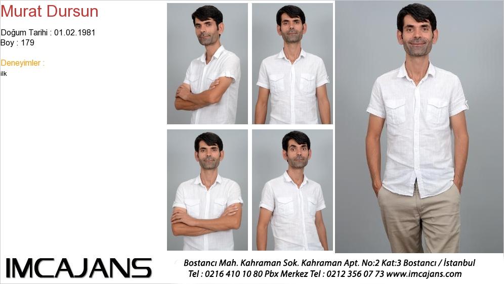 Murat Dursun - IMC AJANS