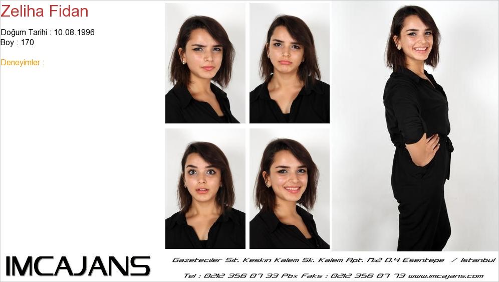 Zeliha Fidan - IMC AJANS