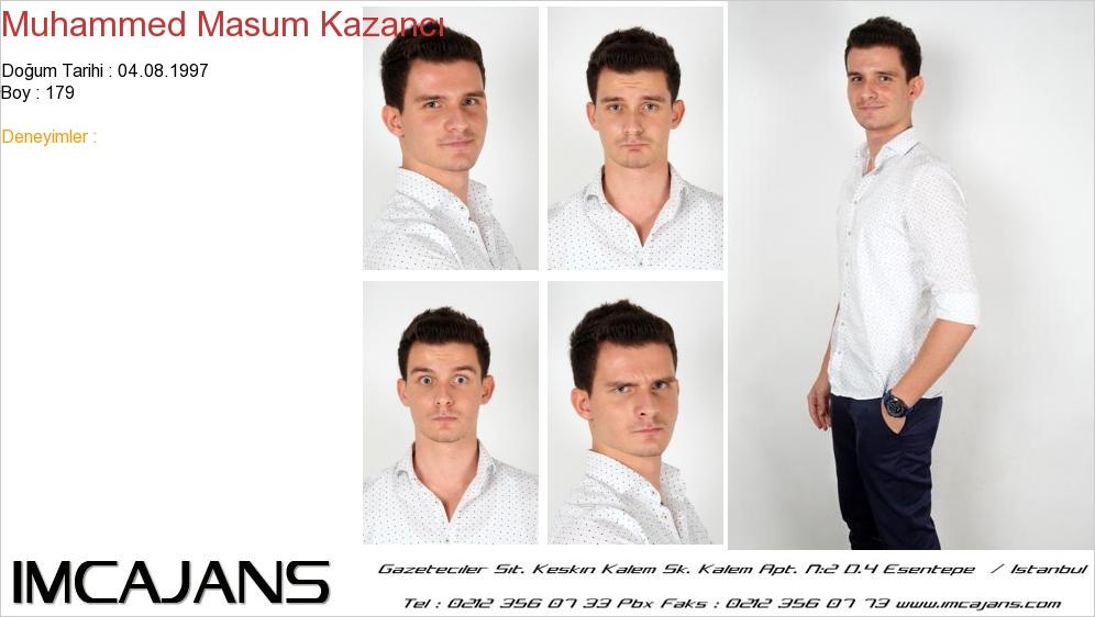 Muhammed Masum Kazancý - IMC AJANS