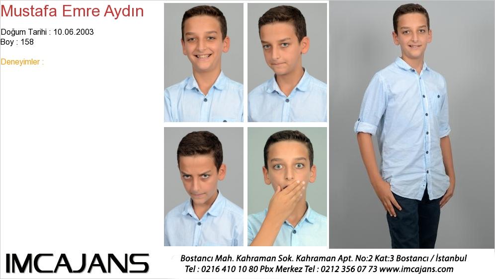 Mustafa Emre Aydýn - IMC AJANS