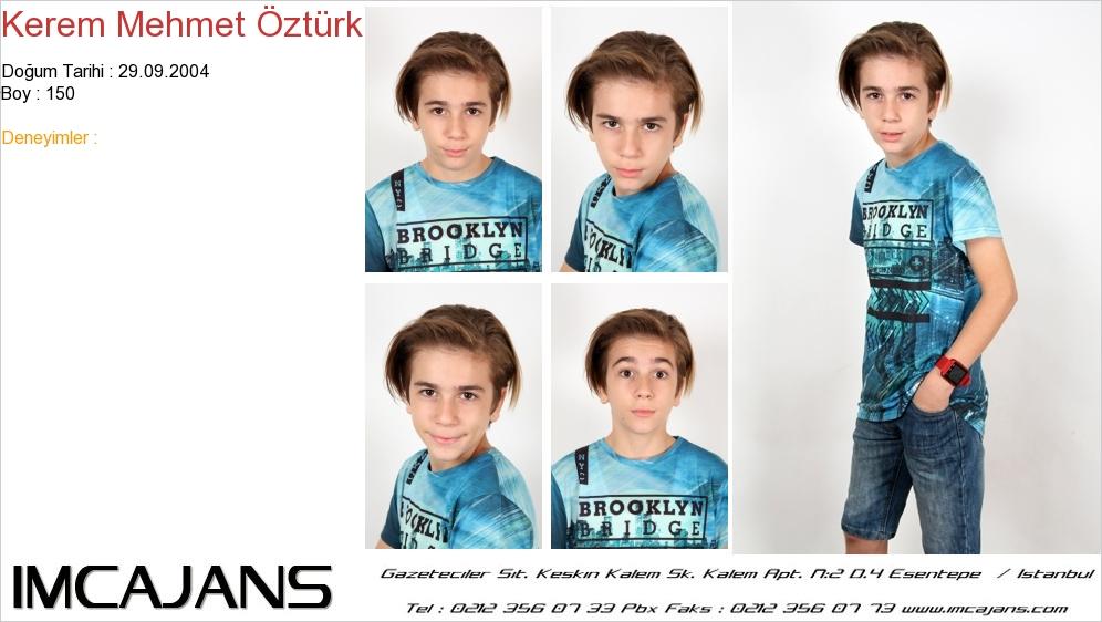 Kerem Mehmet Öztürk - IMC AJANS