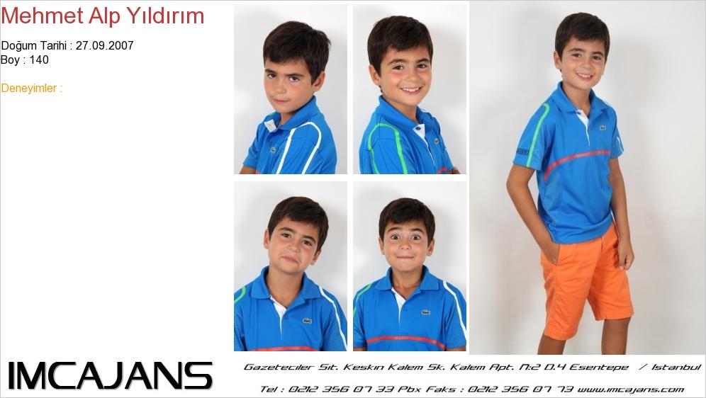 Mehmet Alp Yýldýrým - IMC AJANS