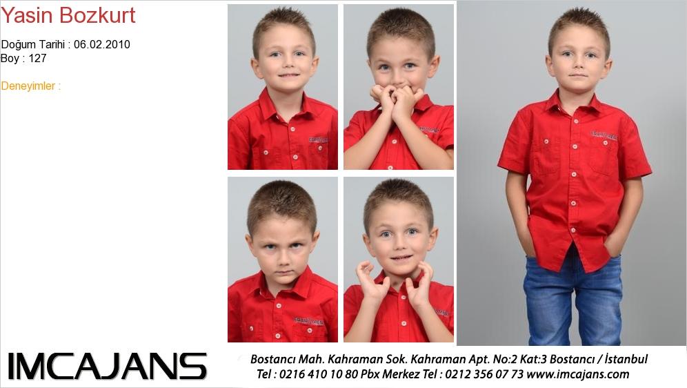 Yasin Bozkurt - IMC AJANS