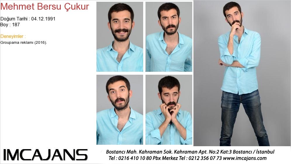 Mehmet Bersu Çukur - IMC AJANS